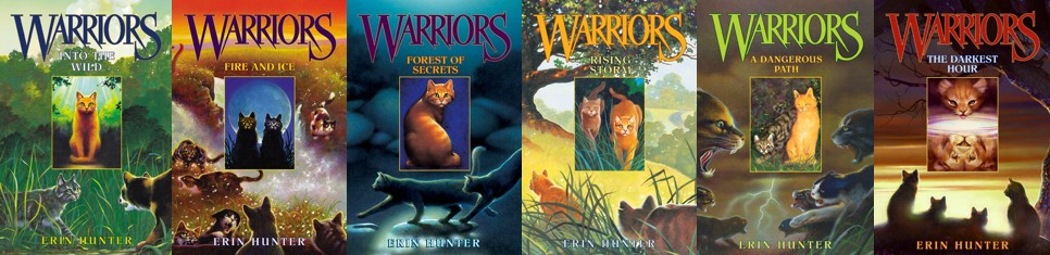 Books The Warrior Fan Web
